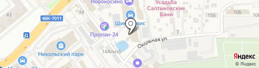 RemZone на карте Балашихи