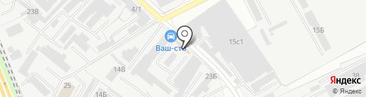 Электромол на карте Люберец