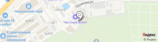 Николо-Архангельская гранитная мастерская на карте Балашихи