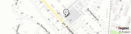 Прайм-Продукт на карте Макеевки