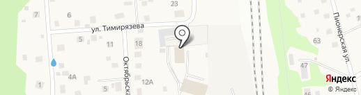 Мострансавто, ГУП на карте Домодедово