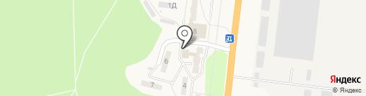 Лечебно — диагностический центр ЯМЗ на карте Ясиноватой