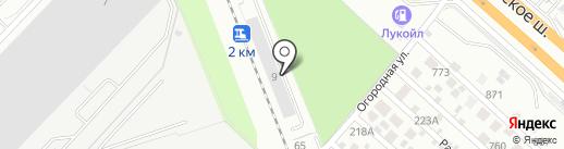 Оргстекло на карте Котельников