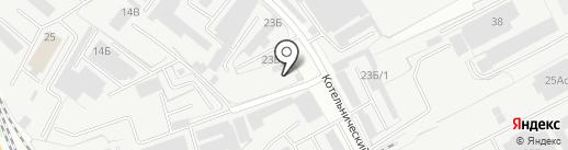 АрКом на карте Люберец