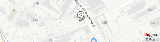 SnabWay на карте Люберец