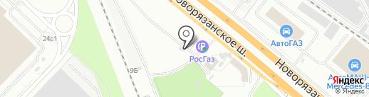 Строительная компания на карте Котельников