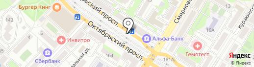 Payberry на карте Люберец