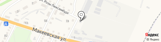 Магазин №7 на карте Ясиноватой