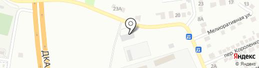 АМБОКС, производственная компания на карте Макеевки