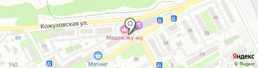 RE:fit на карте Люберец