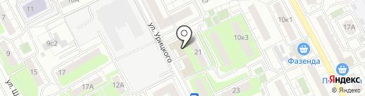 Вира Сервис на карте Люберец