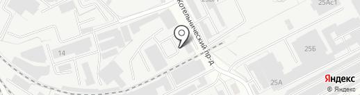 СТС Сервис на карте Люберец