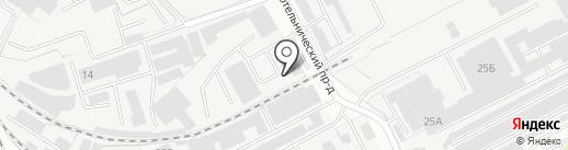 МегаТорг-Крепеж на карте Люберец
