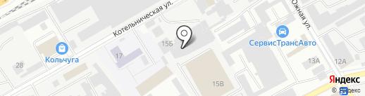 ИнжСистемПро на карте Люберец