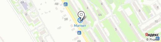 Почта Банк, ПАО на карте Лыткарино