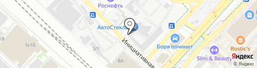Чип тюнинг на карте Люберец