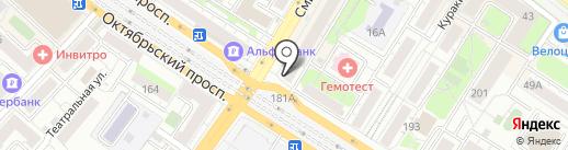 Займ-Экспресс на карте Люберец