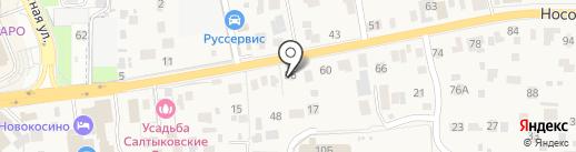 Ваш Мастер на карте Реутова