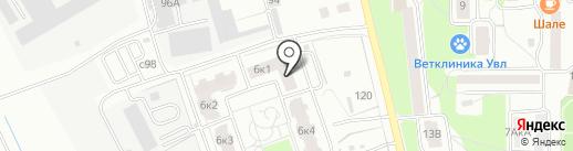 Лифтремонт на карте Лыткарино