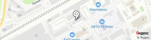 Оптовый магазин бижутерии на карте Люберец