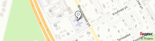 Детский сад №190 на карте Макеевки
