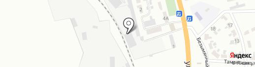Торгово-транспортная компания, СПД Сударенко Г.Л. на карте Макеевки