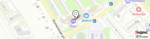 РЕСО-Гарантия, СПАО на карте Лыткарино