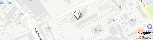 Любавторазбор на карте Люберец