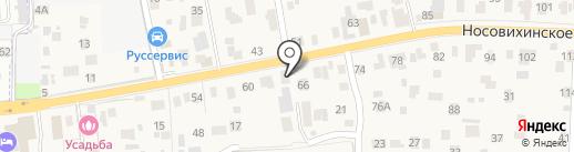 Toolking на карте Балашихи
