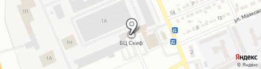 МегаТрейд, оптовая компания на карте Макеевки