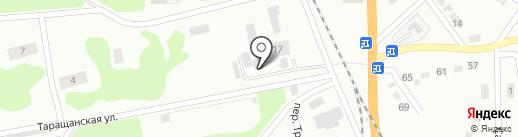 Кузня, производственно-торговая компания, СПД Манукян Р.М. на карте Макеевки