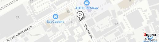 МКМ Авто на карте Люберец
