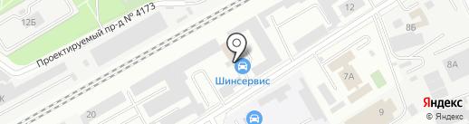 Адвокатский кабинет на карте Люберец