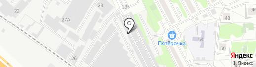 Nv-driver на карте Люберец