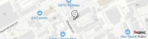 КОМПАНИЯ ЭВЕРЕСТ на карте Люберец