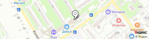 Магазин сухофруктов на карте Лыткарино
