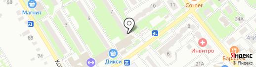 МосОблЕИРЦ на карте Лыткарино