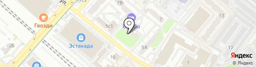 Лига-Н на карте Люберец