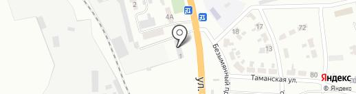 Укркапстрой, проектно-строительная компания на карте Макеевки