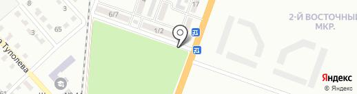 Комиссионный магазин одежды на ул. Героев Сталинграда на карте Макеевки