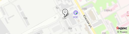 Binotto на карте Люберец