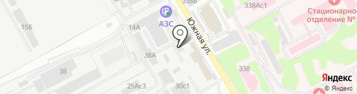 ДизельСервис на карте Люберец