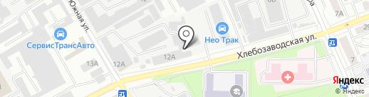 KidyClub на карте Люберец