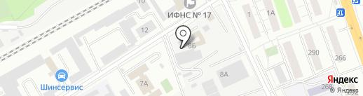 ЮрАудит на карте Люберец
