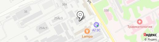АвантПак на карте Люберец