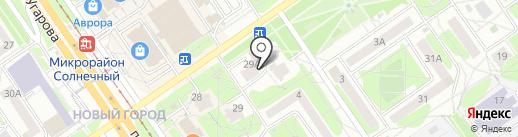 ВСК ЕвроСтандарт на карте Старого Оскола