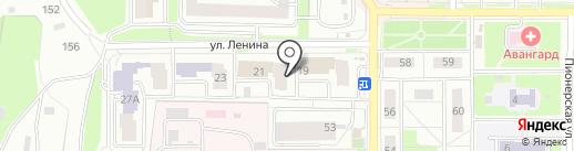 ВЭЛЛКОМ-ТВ на карте Лыткарино