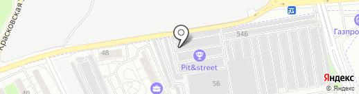Эксин Плюс на карте Люберец
