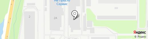 Флооронлайн на карте Балашихи