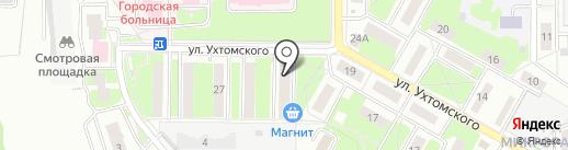 Мастерская по ремонту одежды и обуви на карте Лыткарино
